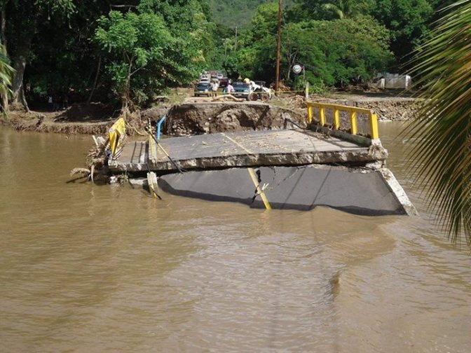 Remembering the Victims of Tropical Storm Erika