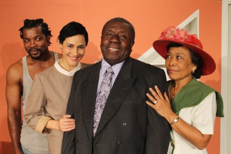 Cast: Dennis Titus, Maylynne Walton-Lowe, Oliver Samuels and Ruth Ho Shing