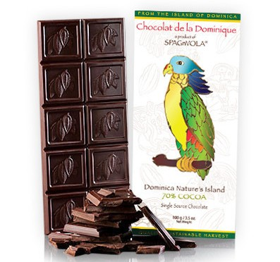 Caribbean Agricultural Network Donates Proceeds of SPAGnVOLA Chocolate Bars to Dominica Relief Efforts