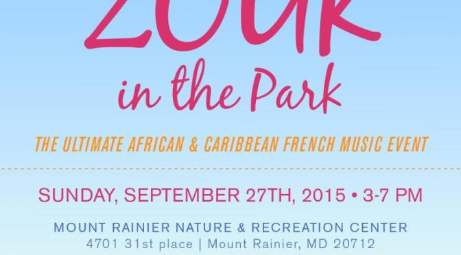 Zouk In The Park: Spotlight on Dominica!