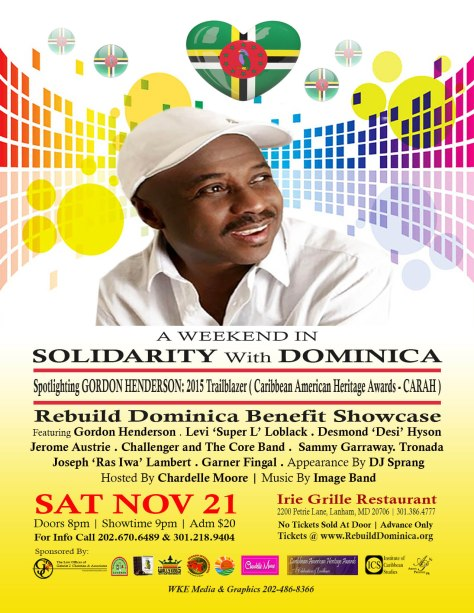 Solidarity w Dominica Frnt