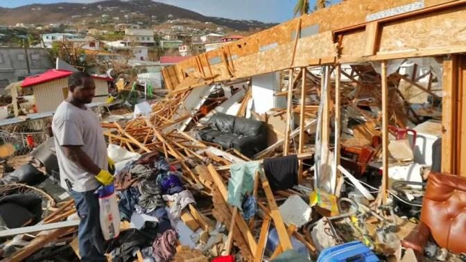 Initial Damage Assessment from CDEMA