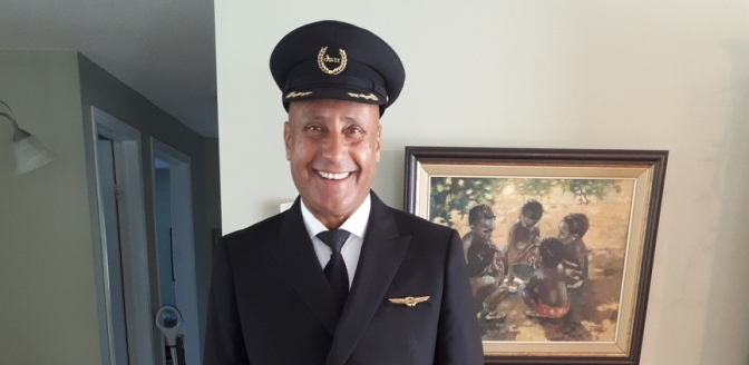 Ethiopian-Born Air Canada Pilot Prepares to Rebuild Dominica 38 Years After He Rendered Aid to the Island Following Hurricane David