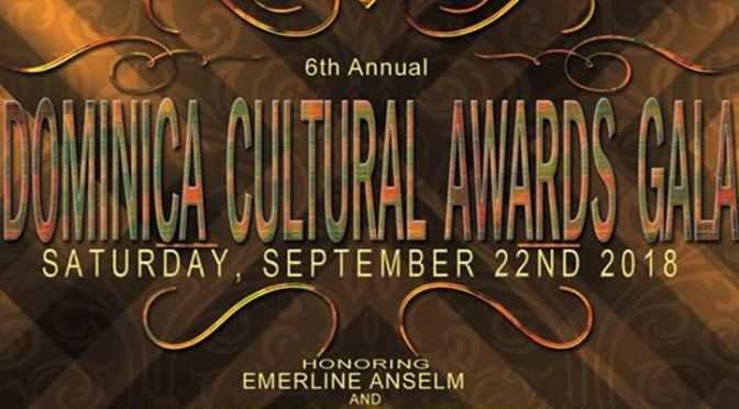 6th Annual Dominica Cultural Awards Gala