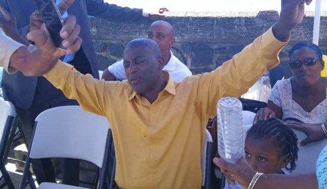 Rebuild Dominica Medical Director Dr. Sam Christian Returns Home from Extensive Medical Stay in Martinique
